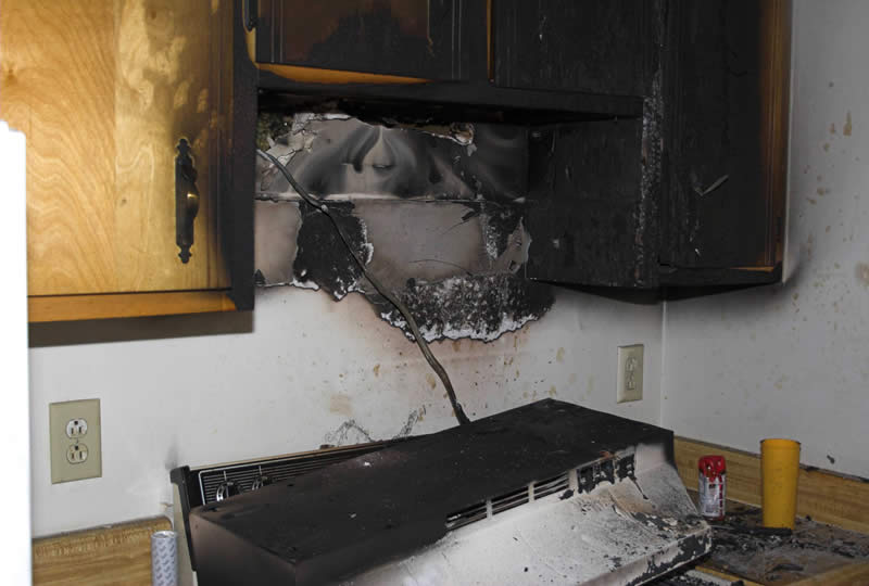 Fire Damage Michigan Restoration Pros