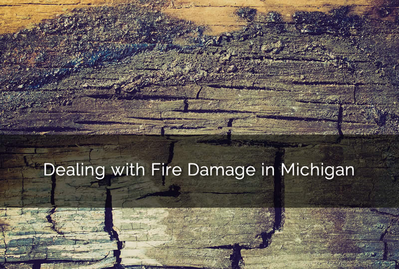 fire restoration in Michigan