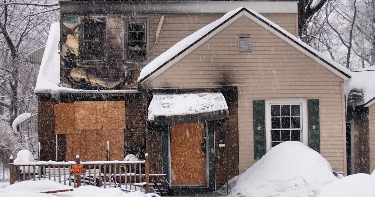 Fire Damages in Birmingham Michigan